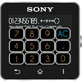 Calculator for SmartWatch2