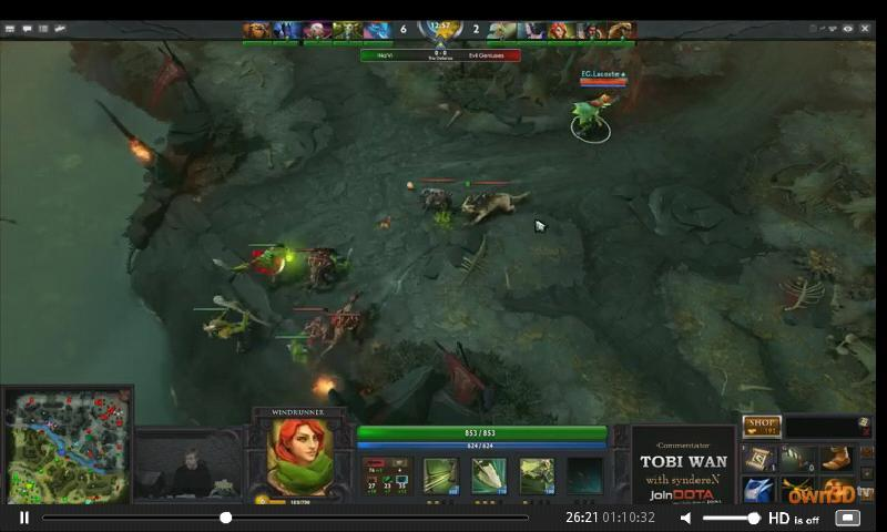 Join DOTA - screenshot