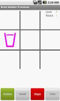 Screenshot of N-back IQ Game Brain B Premium