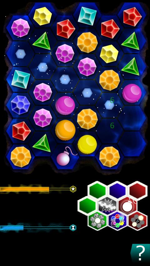 Honeycomb Match 3 - screenshot