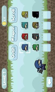 Galaxy Ninjas FREE - screenshot thumbnail