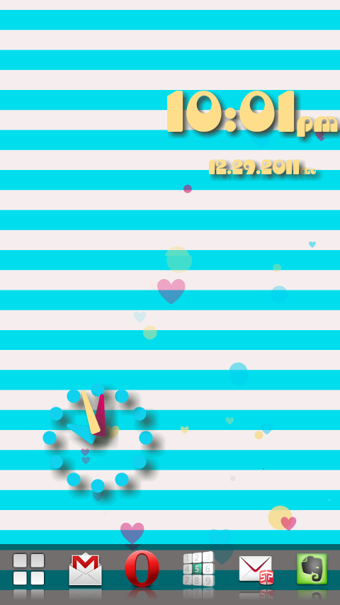 PolkaDotsFlow! Live Wallpaper- screenshot