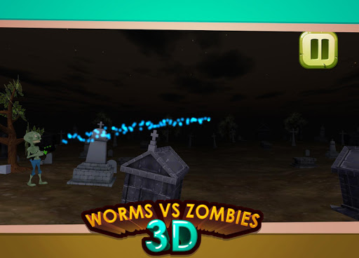 Worms VS Zombies 3D Pro