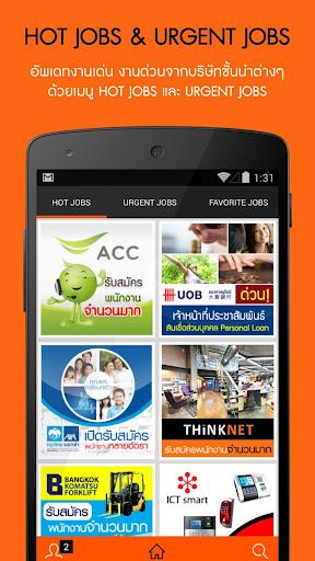 JobThai - Thailand Jobs Search