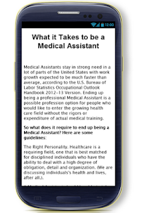 Medical Assistant Jobs Tips - screenshot thumbnail