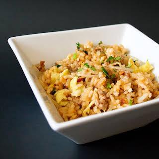 Turkey Fried Rice.