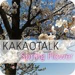 Spring Flower - Kakaotalk
