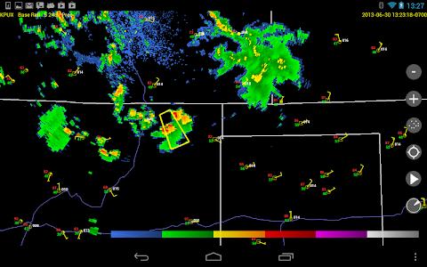 Radar Alive! Pro Weather Radar v4.0.11