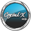 CrystalX HD Multi Theme Cyan icon