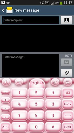 【免費娛樂App】棉花糖键盘-APP點子
