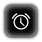 Time Signal with Note icon