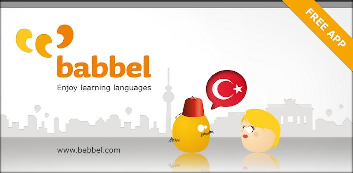 Imparare il turco con Babbel