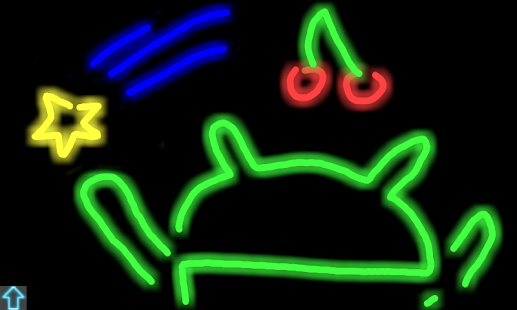 Drawing neon- screenshot thumbnail