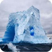 Iceberg Live Wallpaper