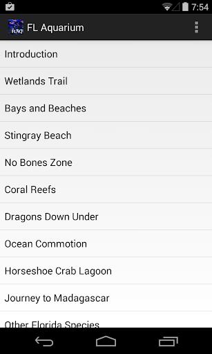 Florida Aquarium Guide