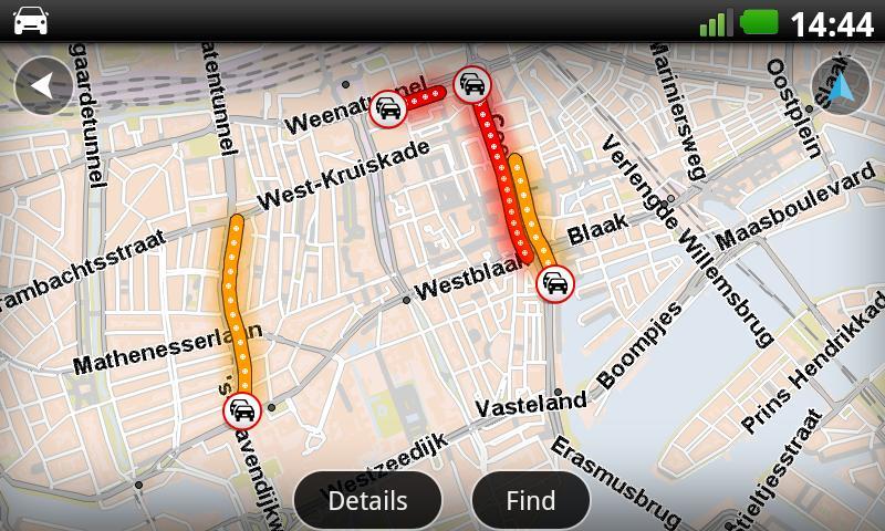 TomTom Benelux - screenshot