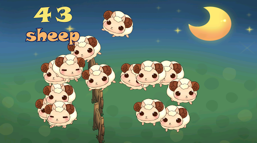 Number of sheep
