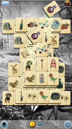 Hidden Mahjong: Wood Elves