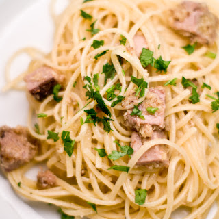 Pesto Pasta With Pork Recipes.