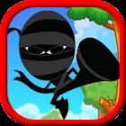 Mi nombre en ninja icon