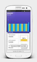 Screenshot of Memory Booster HD