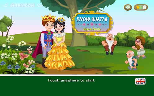 Snow White Puzzle –免費