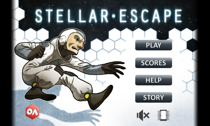 Stellar Escape Lite - screenshot