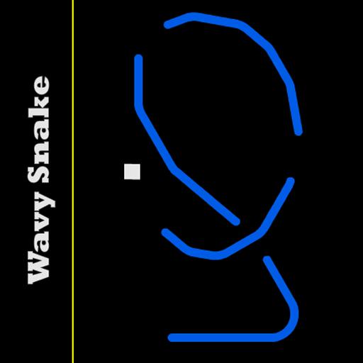 Wavy Snake LOGO-APP點子