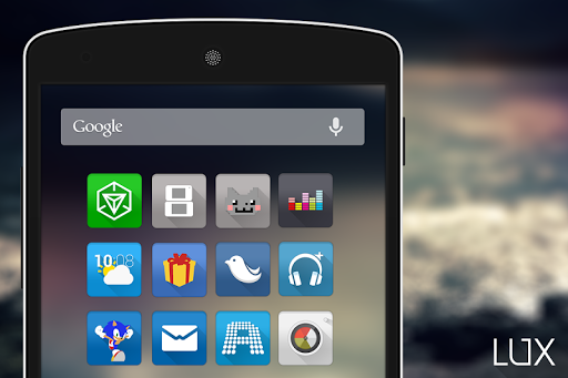 Lux - Icon Pack Apex Nova