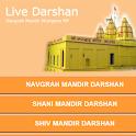Live Navgrah Mandir  Darshan icon