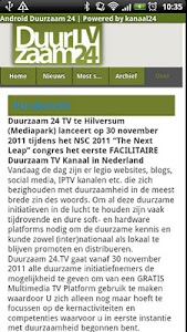 Duurzaam24 screenshot 3