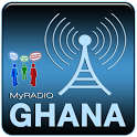 MyRadio GHANA icon