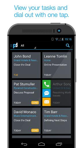Phonedeck for Salesforce
