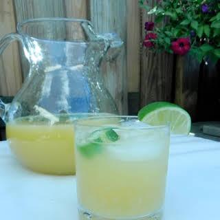 Jalapeno Tequila Margarita.