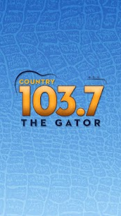 Country 103.7, The Gator - screenshot thumbnail