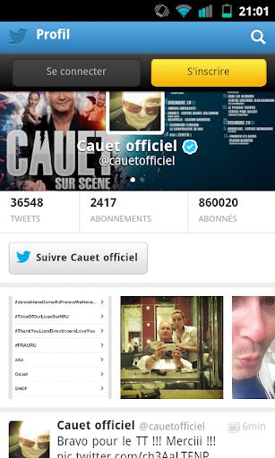 【免費新聞App】Cauet - Fan-APP點子