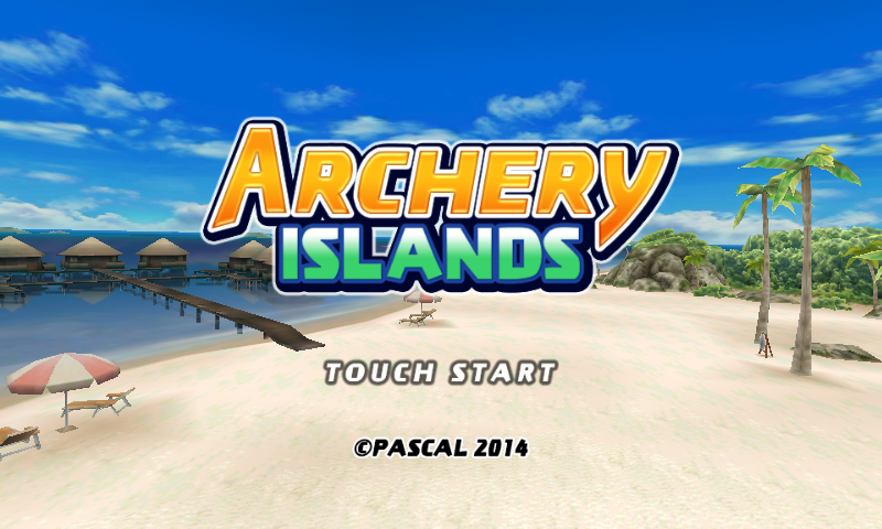 Archery Islands- screenshot