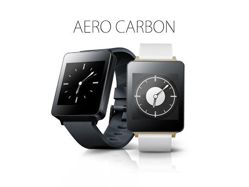 Aero Carbon Facepak