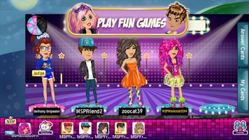 Screenshot of MovieStarPlanet HD