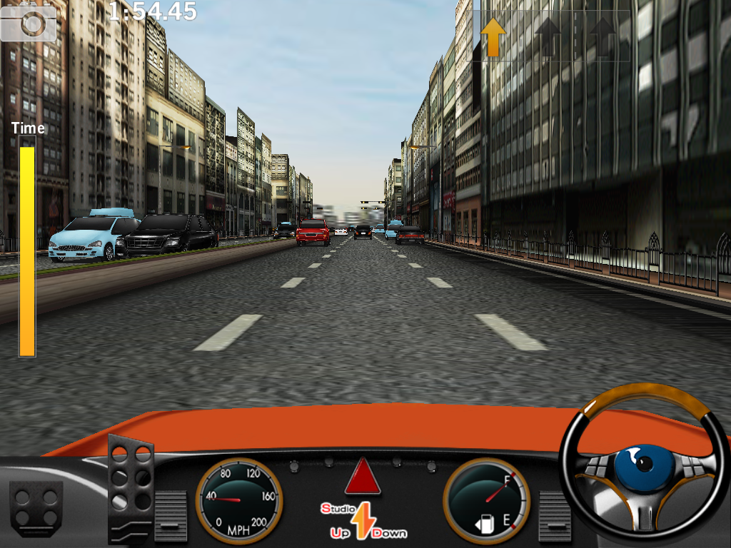 Dr. Driving - screenshot