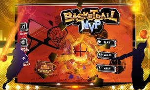 Basketball Legend screenshot for Android