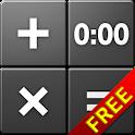電卓タイマーFREE icon