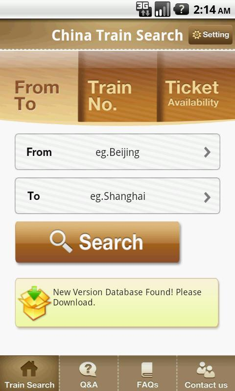 China Trains - screenshot