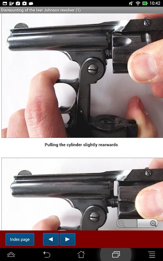 Iver Johnson safety revolvers- screenshot