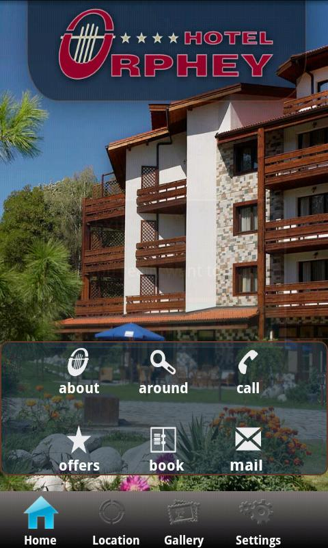 Hotel Orphey Bansko- screenshot