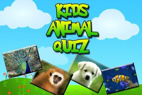★ Kids Animal Quiz ★- screenshot thumbnail