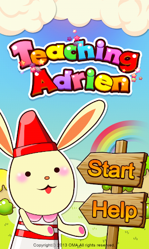 ABC색칠놀이 Teaching Adrien