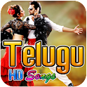 TELUGU SONGS HD logo