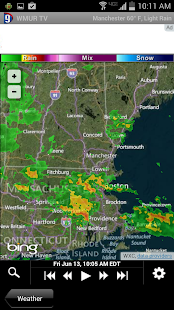 WMUR News 9 - NH News, Weather - screenshot thumbnail