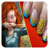 How To Disney Nail Art